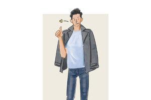 每日穿搭|早秋的夹克 正确的穿法或许是披挂