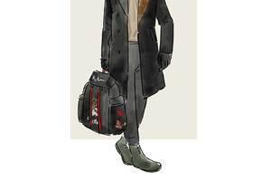 每日穿搭|刺绣背包,手拎也时髦