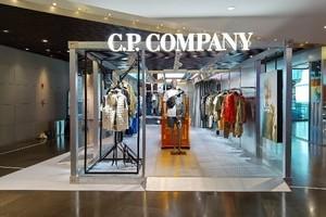 C.P. Company   集装箱POP-UP STORE首次空降上海