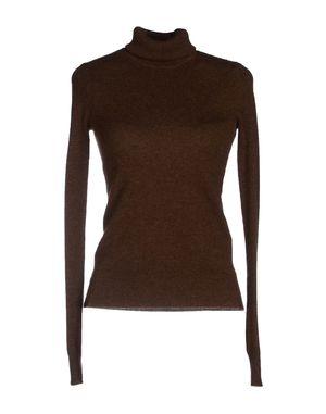 深棕色 RALPH LAUREN 圆领针织衫