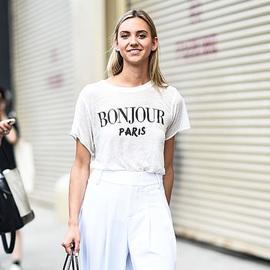 这件时髦百搭的T恤 你永远需要再买一件